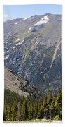 Rocky Mountain National Park Bath Towel