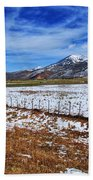 Rocky Mountain Ranch Hand Towel