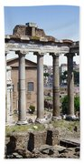 Roman Forum Bath Towel