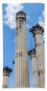 Roman Ruins Bath Towel