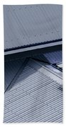 Roof Lines - Montague Island - Australia Bath Towel