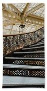Rookery Building Atrium Staircase Bath Towel