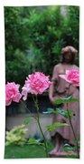 Rose Garden 3 Bath Towel