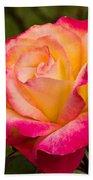 Rose Rainbow Sorbet Bath Towel