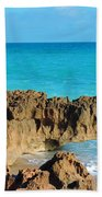 Ross Witham Beach 1 Bath Towel