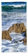 Ross Witham Beach Stuart Florida Bath Towel