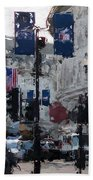 Round The Piccadilly Bath Towel