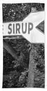 Route 66 - Funk's Grove Sirup Bath Towel
