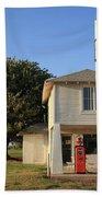 Route 66 - Lucilles Gas Station Bath Towel