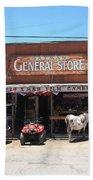 Route 66 - Oatman General Store Bath Towel