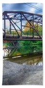 Rt 106 Bridge Bath Towel