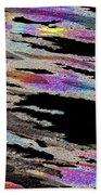 Runnoff Rainbows Bath Towel