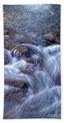 Rushing Stream Bath Towel