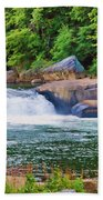 Rushing Water Bath Towel