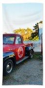 Russel Farms 1951 Ford F100 Bath Towel