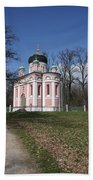 Russian Church Bath Towel