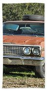 Rusty Impala Bath Towel