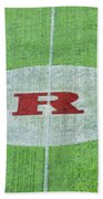 Rutgers College Camden New Jersey Bath Towel