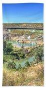 Ryan Dam State Park Bath Towel