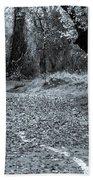 Sacramento River Walk At Turtle Bay Bath Towel