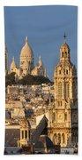 Sacre Coeur - Paris Bath Towel