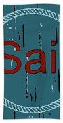 Sail Bath Towel