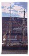 Sailing Ship Bath Towel