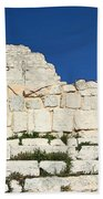 Saint George Ruins Bath Towel