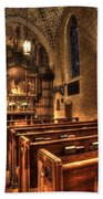 Saint Marks Episcopal Cathedral Bath Towel