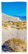 Salt Creek Boardwalk Trail In Death Valley National Park-california  Bath Towel