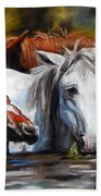 Salt River Foal Hand Towel
