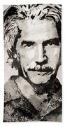 Sam Elliott 3 Bath Towel
