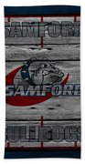 Samford Bulldogs Bath Towel