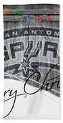 San Antonio Spurs Bath Towel