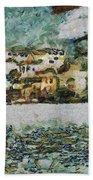 San Giulio Bath Towel
