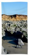 San Simeon Rocky Beach Bath Towel