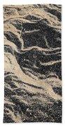 Sand Patterns Bath Towel