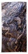 Sandstone Boulder Detail Bath Towel