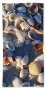 Sanibel Island Shells 1 Bath Towel