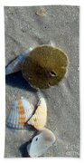 Sanibel Sand Dollar 1 Bath Towel