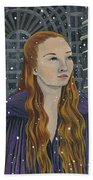 Sansa Stark Bath Towel