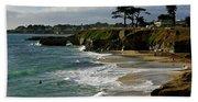 Santa Cruz Beach Bath Towel