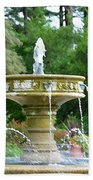 Sarah Lee Baker Perennial Garden 6 Bath Towel