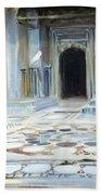 Sargent's Pavement In Cairo Bath Towel