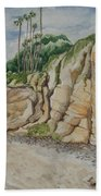 Sd Cliffs Bath Towel