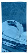 Sea Rose Hand Towel