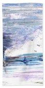 Sea Twister Bath Towel