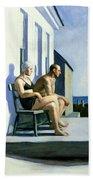 Sea Watchers Bath Towel
