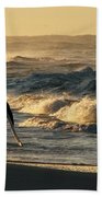 Searching For The Perfect Wave Bath Towel