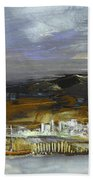 Seascape Impression In Spain 01 Bath Towel